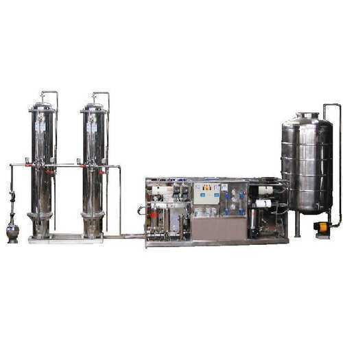 RO Water Purifier Plant