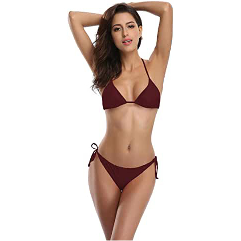 Ladies G-String Bikini Thongs Set