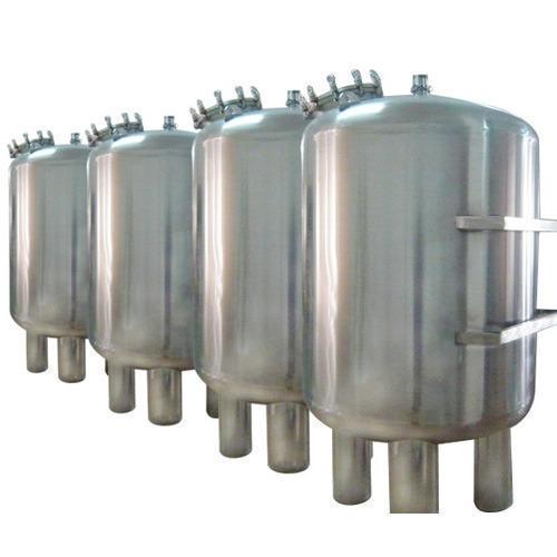 Stainless Steel Water Tanks