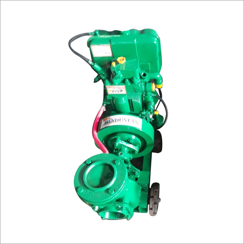 Industrial Diesel Engine Pumping Set