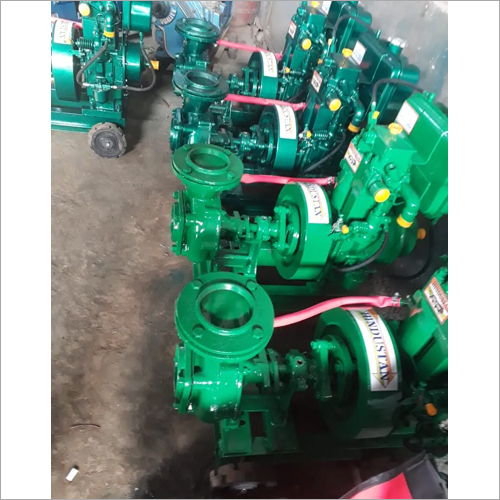 Portable Diesel Engine Pumping Set