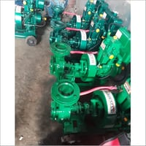 Portable Diesel Engine Pumping Set