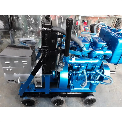 20 KVA Three Phase Water Cooled Generator Set