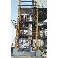 Industrial Agitated Thin Film Dryer
