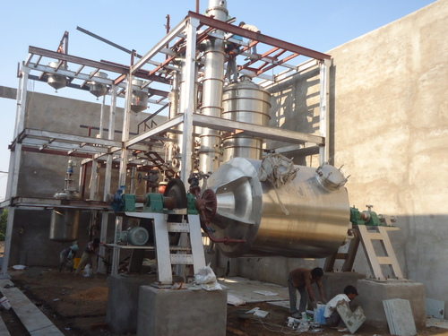 Natural Extraction Plant