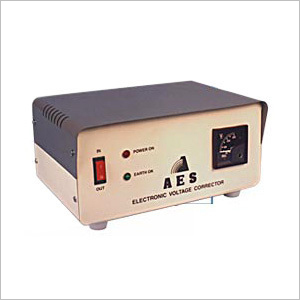 Aes Electronic Voltage Corrector- Single Phase