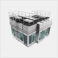 Filter Unit Modular Cleanroom
