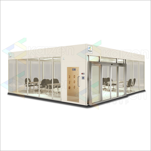 Bio Safe Modular Clean Room Final