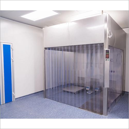 Portable Modular Clean Room