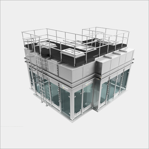 Kaize Modular Clean Room For Filter Unit