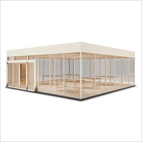 Bio Safe Modular Clean Room