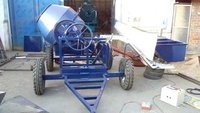 Hydraulic Digital Concrete Mixer