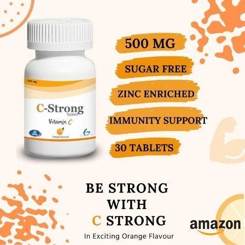 C-strong Vitamin C 500mg