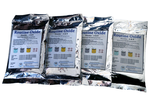 Routine Oxide Gas Fumigation Sachet