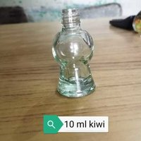 10ML KIWI Nail polish bottle