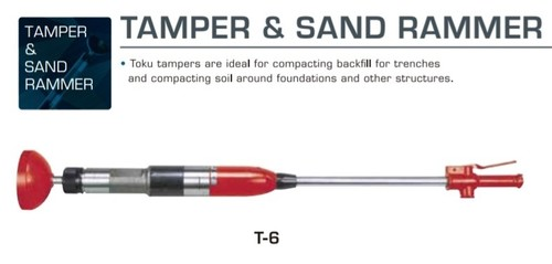 RAMMER AND TAMPERS
