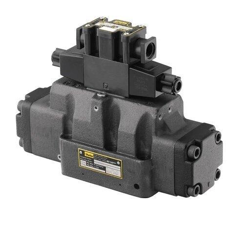 Pilot Operated Directional Control Valve - Series D31DW, D31NW, D41VW, D81/91VW, D111VW