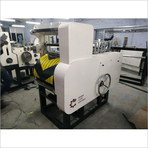 Automatic Shopping Paper Bag Making Machine