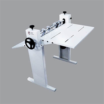Industrial Roller Creasing Machine