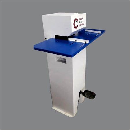 Manual Feeding D - Cut Punching Machine