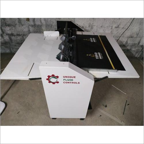 Industrial Auto Roller Creasing Machine