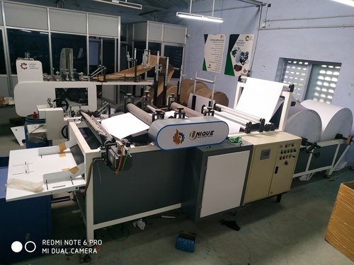 Industrial A4 Sheet Making Machine