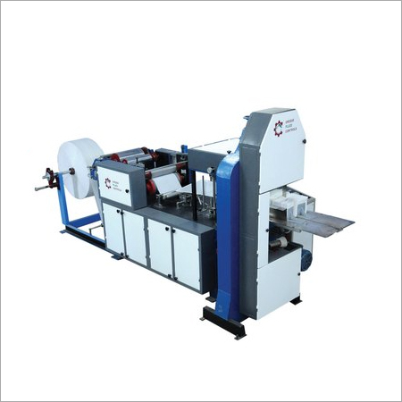 Fully Automatic Tissue Paper Making Machine