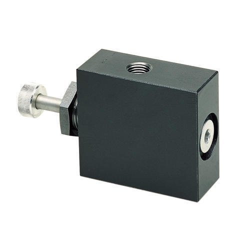 In-Line Push-To-Read Gauge Isolator Valve