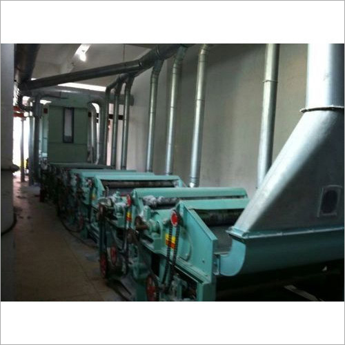 Industrial Cotton Waste Recycling Machine