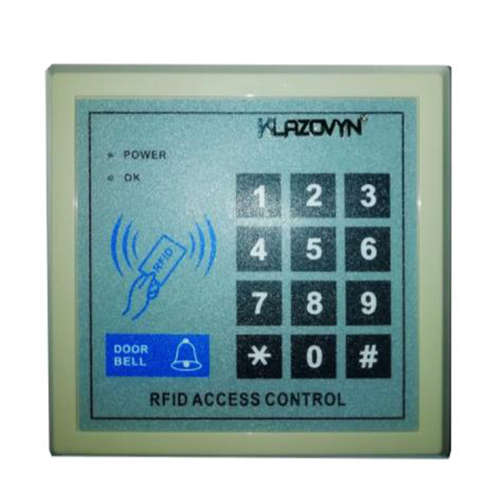 Access Control (Either Rfid Or Password)