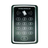 Access Control (Rfid And Password)