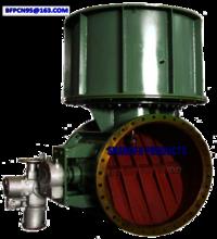 Snort valve
