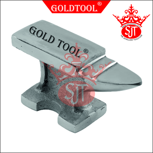 Gold Tool Horn Anvil