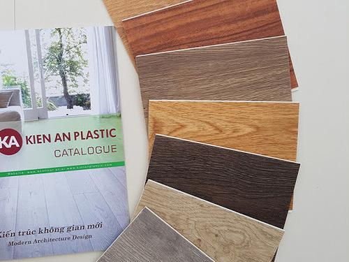 SPC Flooring from Vietnam Manufacturer