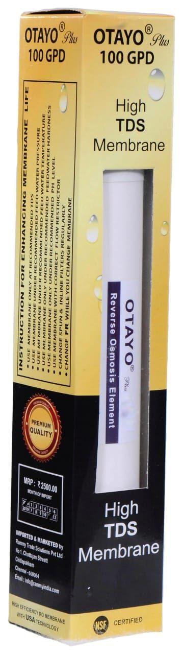 OTAYO PLUS 100 GPD HIGH TDS MEMBRANE (UPTO 4000 PPM)