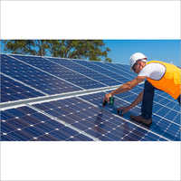 Solar Maintenance AMC Service