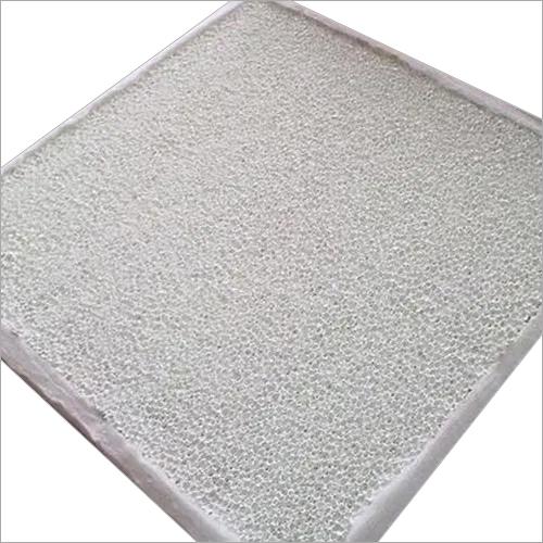Alumina Ceramic Foam Filter for filtration of  molten Aluminum