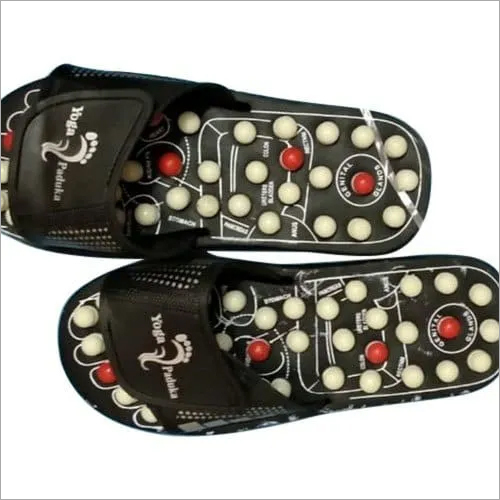 Acupressure Magnetic Massage Slipper