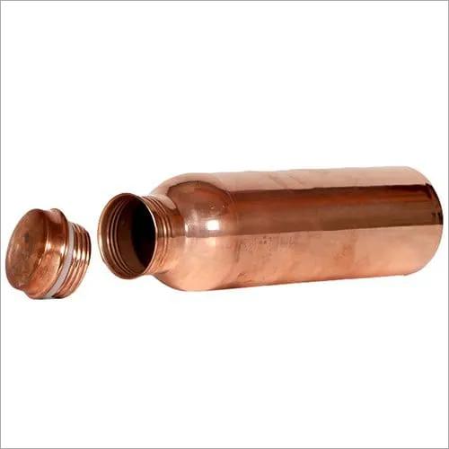Copper Water Bottle Hardness: Rigid