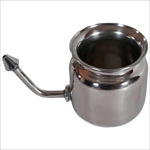 High Quality Stainless Steel Jala Neti Pot