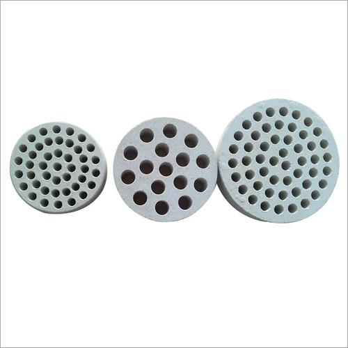 Dry Pressed Honeycomb Ceramic Filter