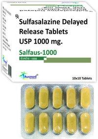 Sulfasalazine Usp 500mg./salfaus-500