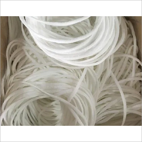 4mm Nylon and spandex elastic cord bands for earloop