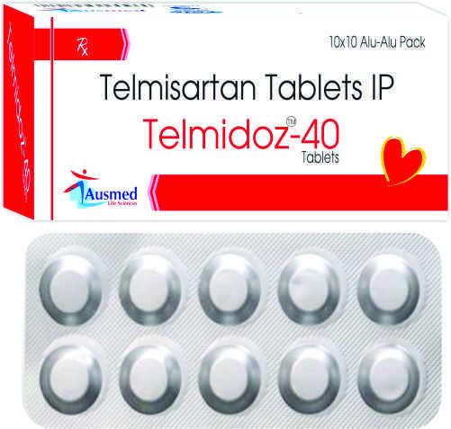 Telmisartan I.p.  20mg. / Telmidoz-20