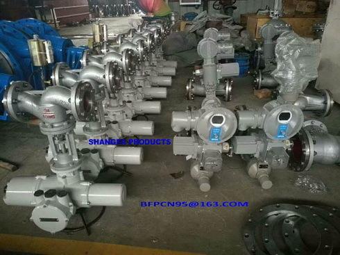 Globe valves
