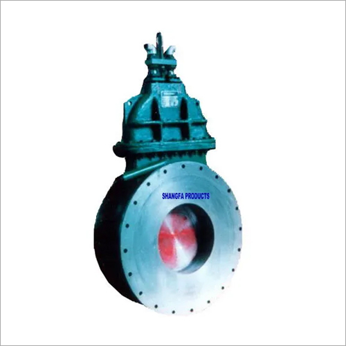 Common hot blast valve