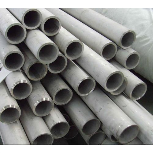 Stainless Steel Round Seamless Pipe