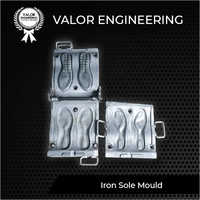 Iron Sole Mould