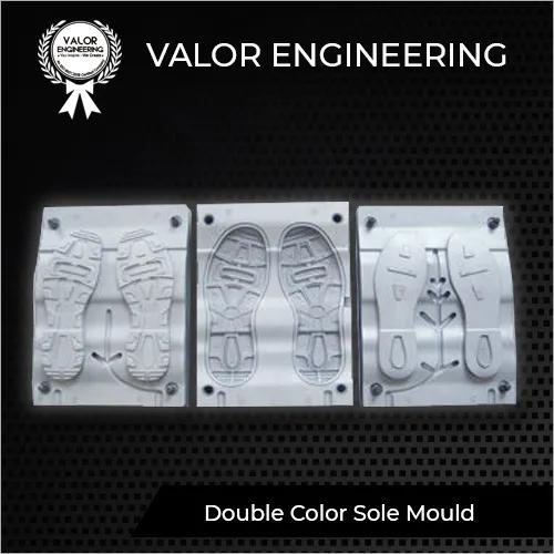 Double Color Sole Mould
