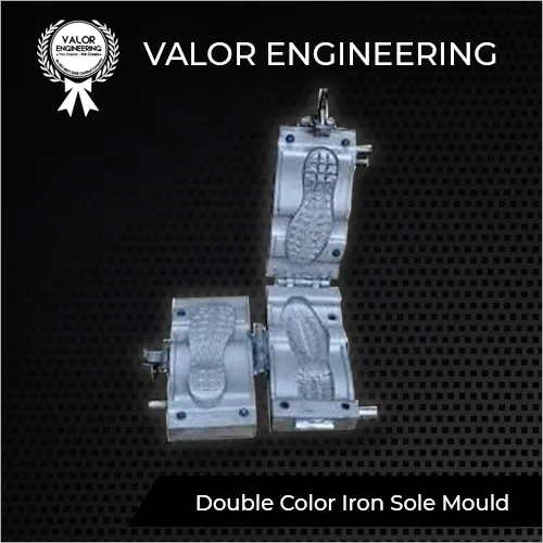 Double Color Iron Sole Mould